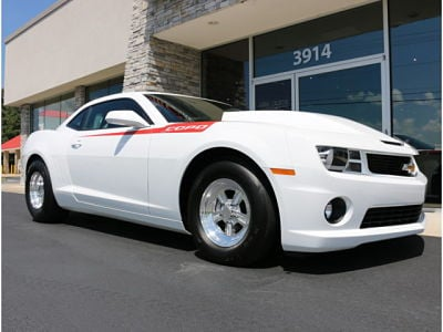 2013 Camaro Copo A Race Car With Muscle