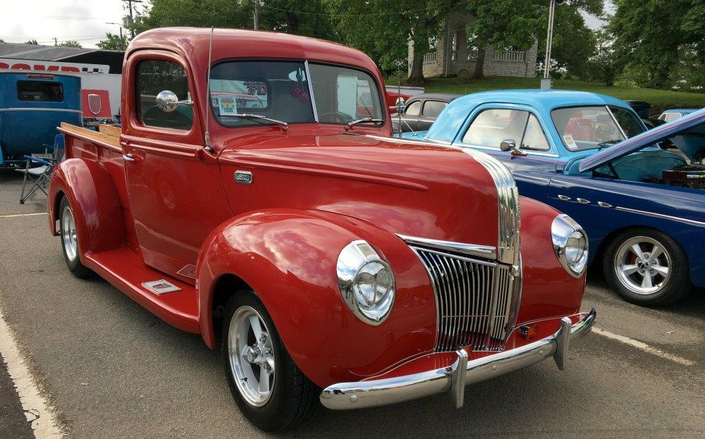 Classic Truck Grille Design -Classic Auto Insurance