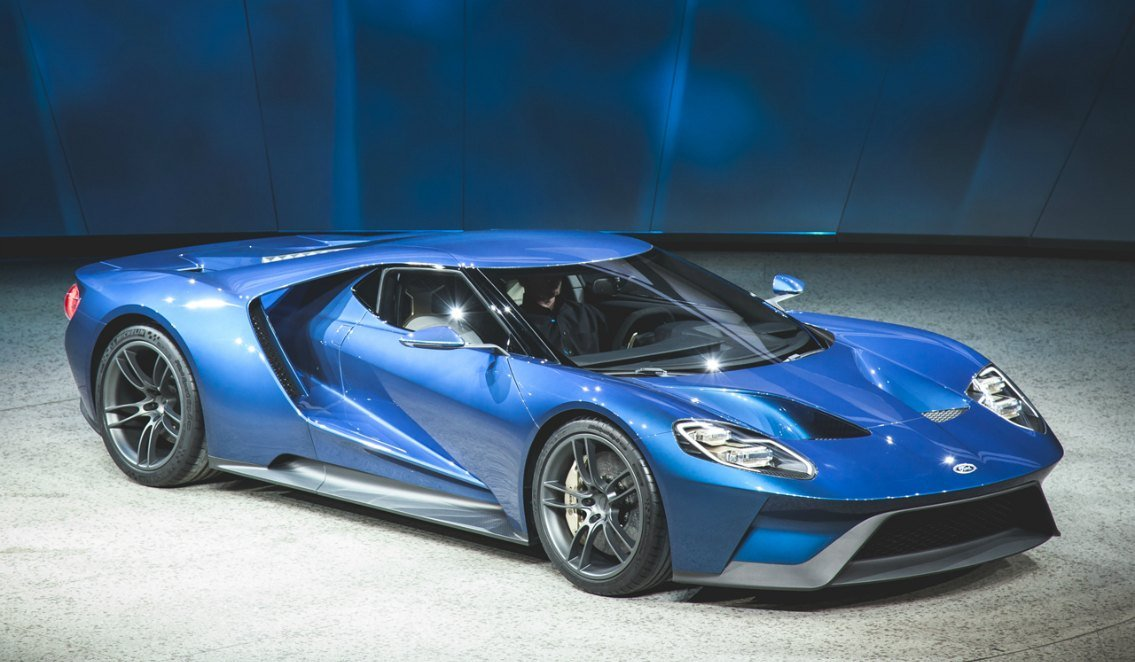 Make Mine A Ford Gt Any Year Will Do