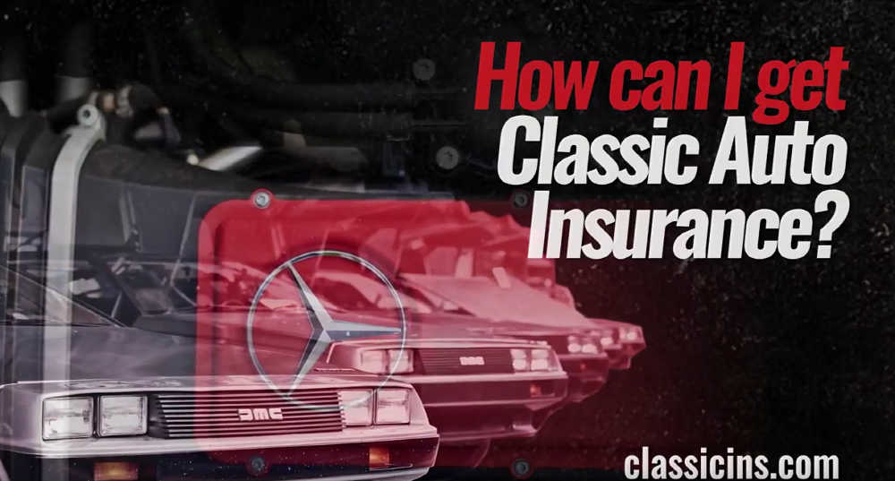 how can i get classic auto insurance