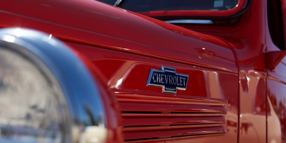 Chevy Trucks Celebrate 100 Years Building the Great American Pickup