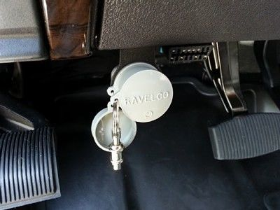 Ravelco anti theft device acts as a second key