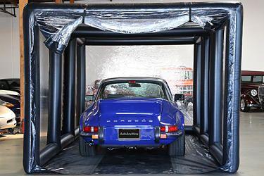 Classic car lover gift car capsule
