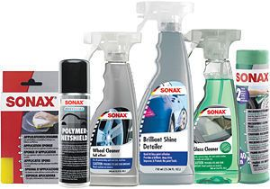 Classic car lover gift SONAX winter kit