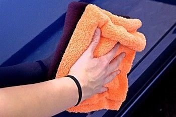 Classic car lover gift microfiber rags