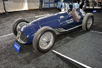 Talbots racing history helped further its name