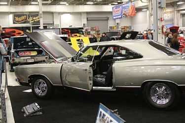 1969 GTX 2016 World of Wheels