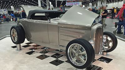 Ford Hot Rod coupe at 2016 show