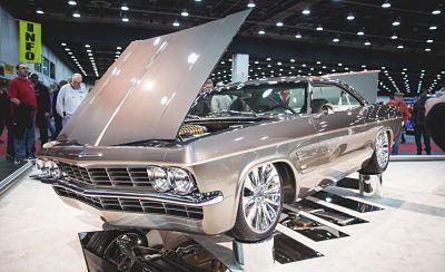 1965 Chip Foose Corvette Impala