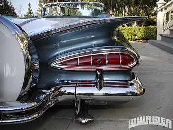 1959 impala cat eye tailights