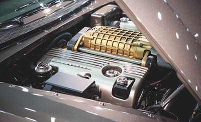 Foose's creation retains Corvette power