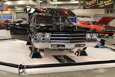 1969 Chevelle SS featured at 2016 world of wheels