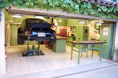 Creating your garage to suit your needs