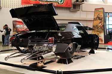 1969 Chevelle SS started out as just a paint job