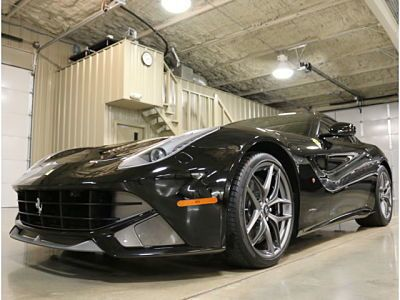 The F12 is made up of 12 different alloys