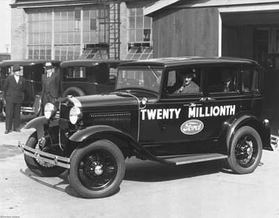 Model A is a Vintage example