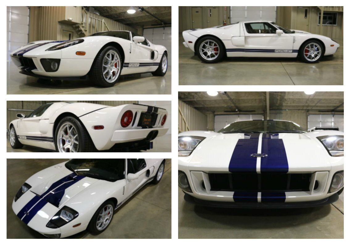 1st generation Ford GT still a favorite among enthusiasts