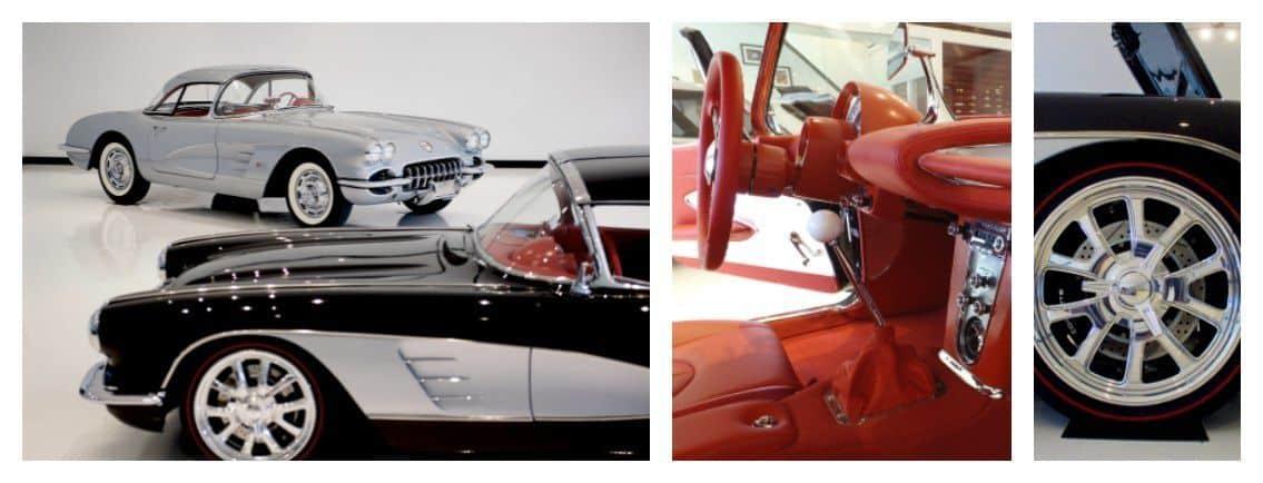 1960 corvette restomod to be featured at the 2016 artomobilia