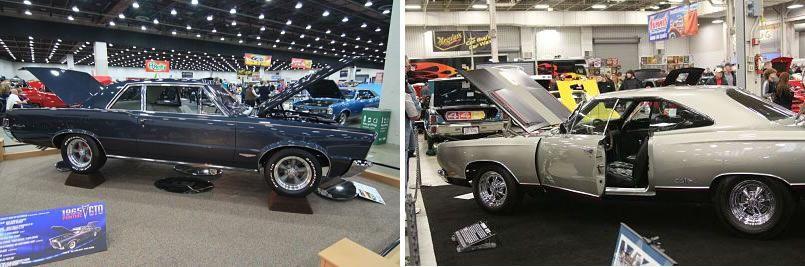 We love mopar muscle cars and hemis