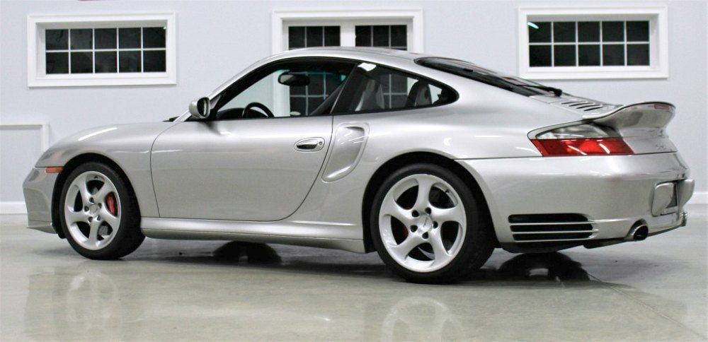 2003 porsche 911 turbo to be featured at Ft lauderdale auction