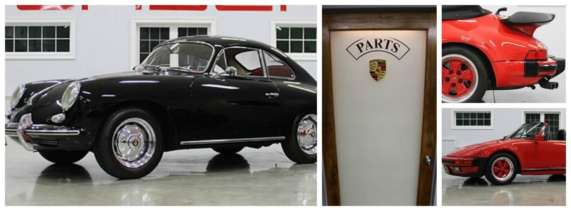 Porsche collection auction in Ft Lauderdale to include 1960 356B coupe