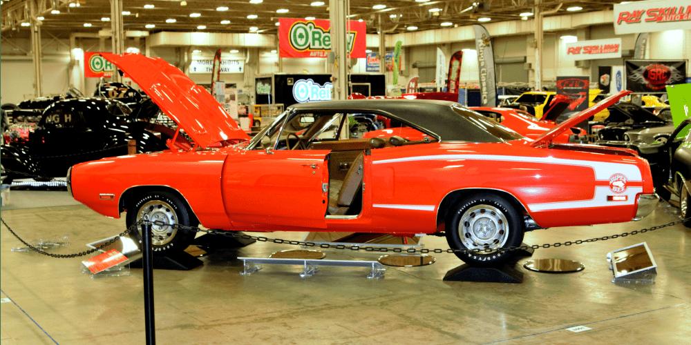 1970 superbee 2017 world of wheels