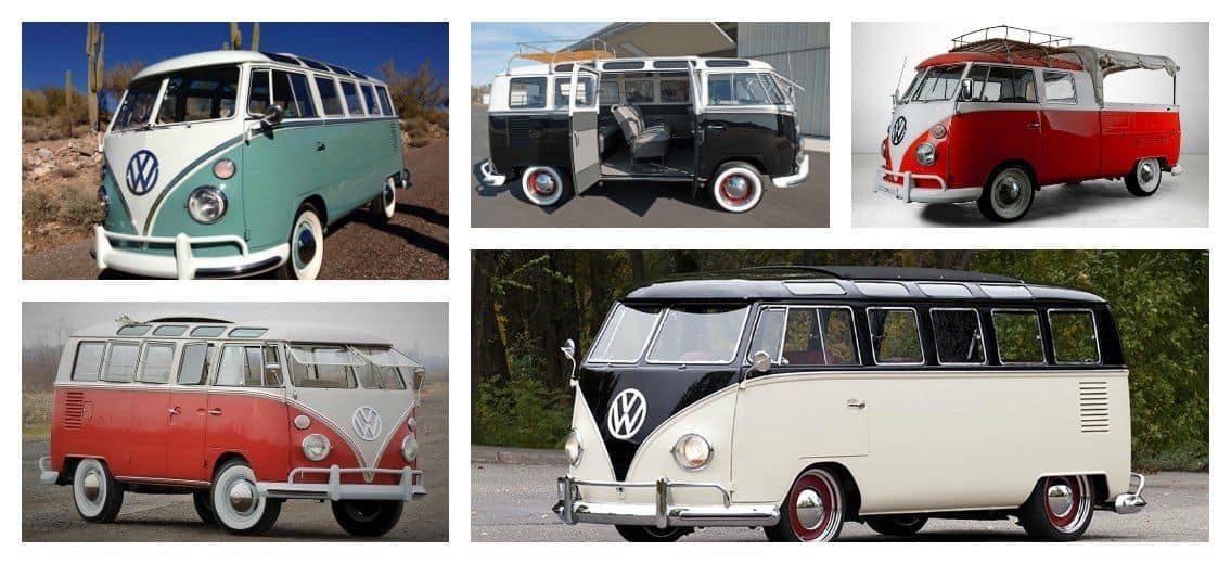 vintage vw bus model diversity