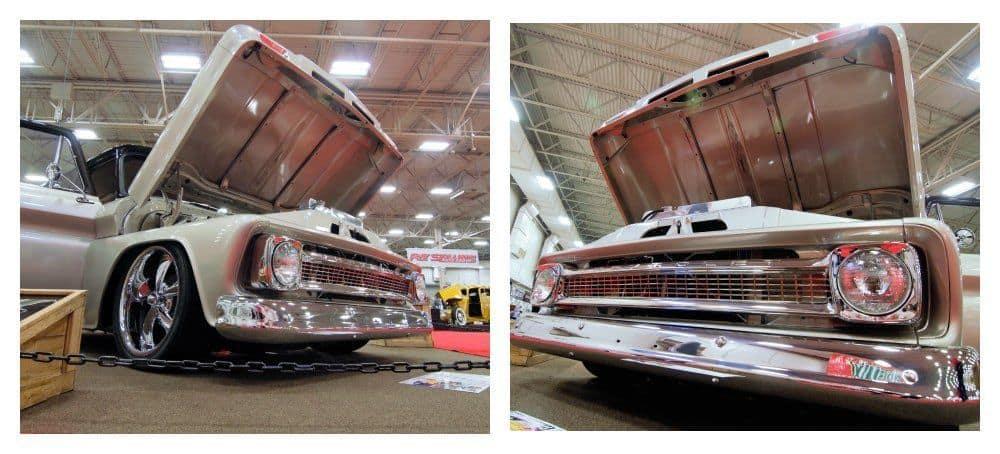 Chevy C10 Panel world of wheels