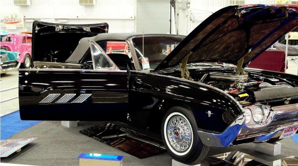 Rare 1963 t-bird convertible