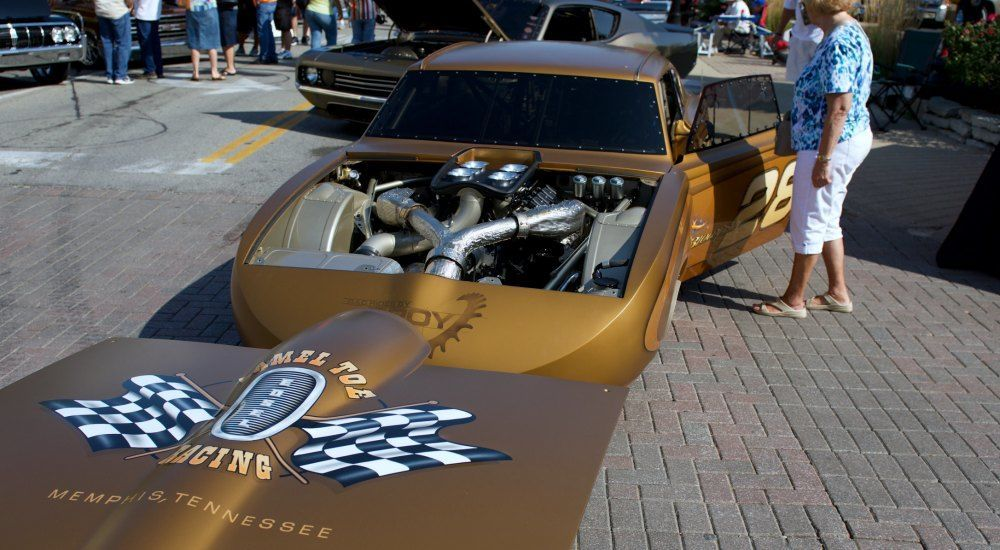 300mph production bodied vehicle