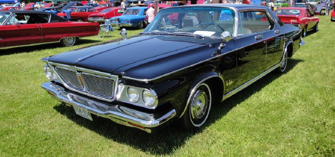 Chrysler new yorker salon the worlds most complete car