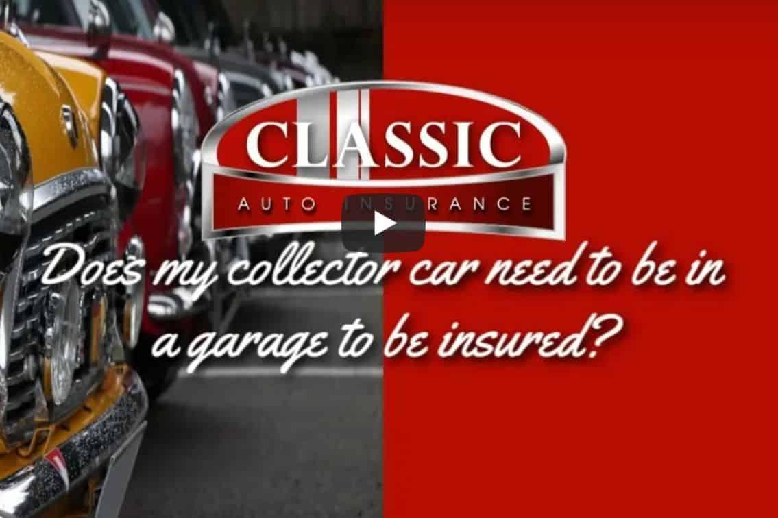 collector car needs garage