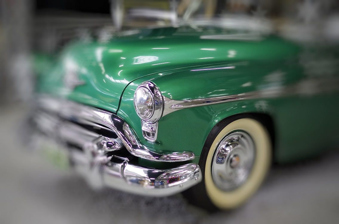 classic car road trips