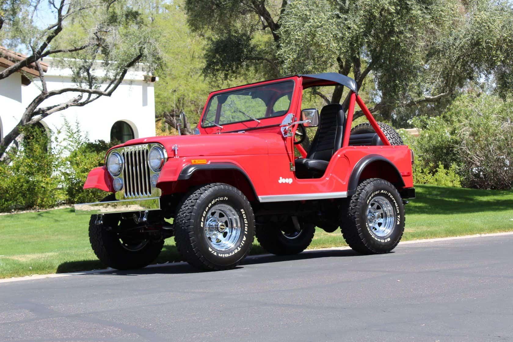 vintage jeep insurance