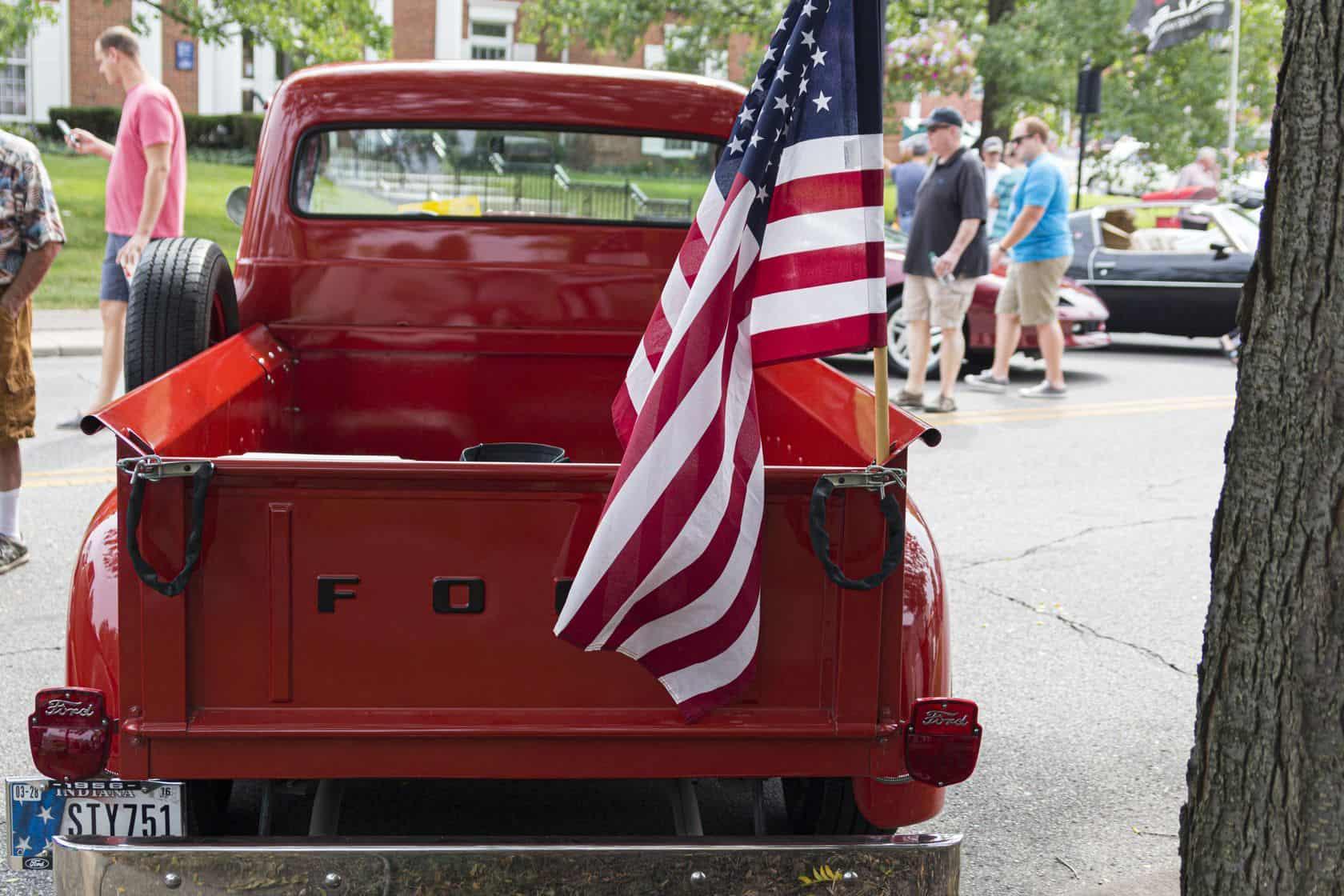 classic f100 truck insurance
