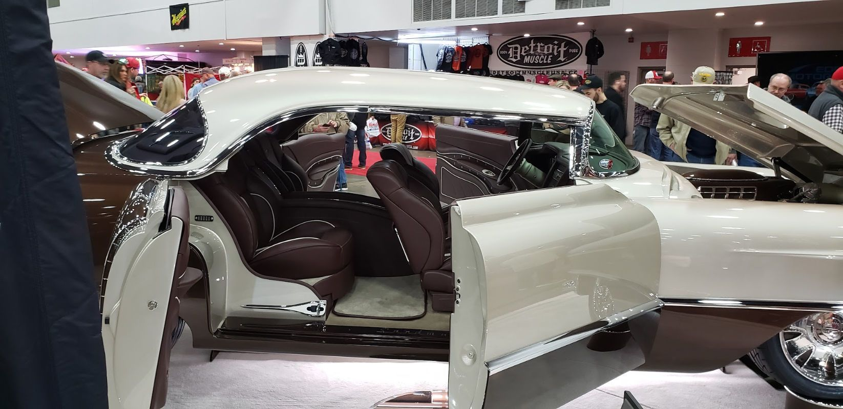 1955 Cadillac DeVille sandman