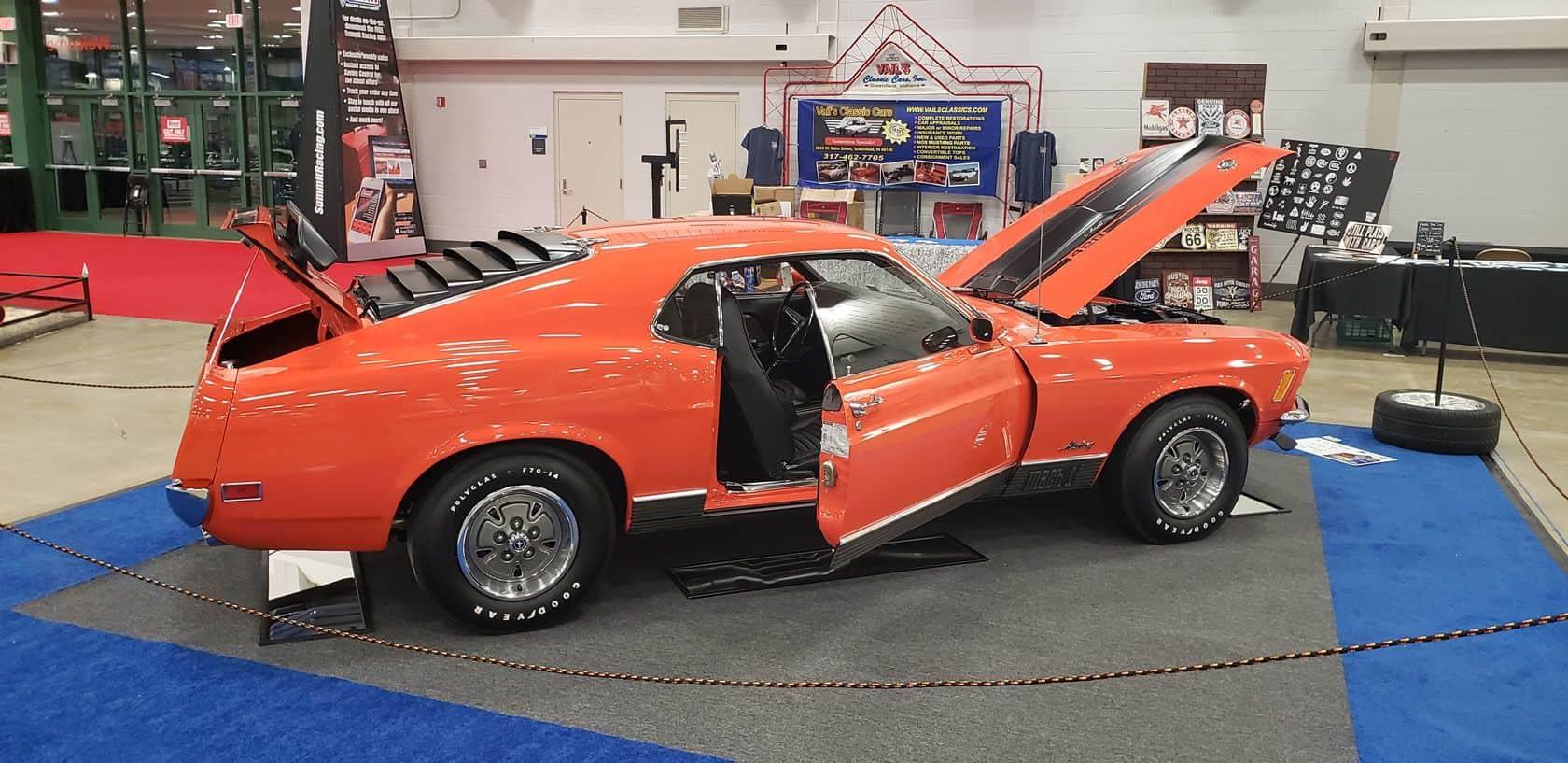 1970 mach 1 cobra
