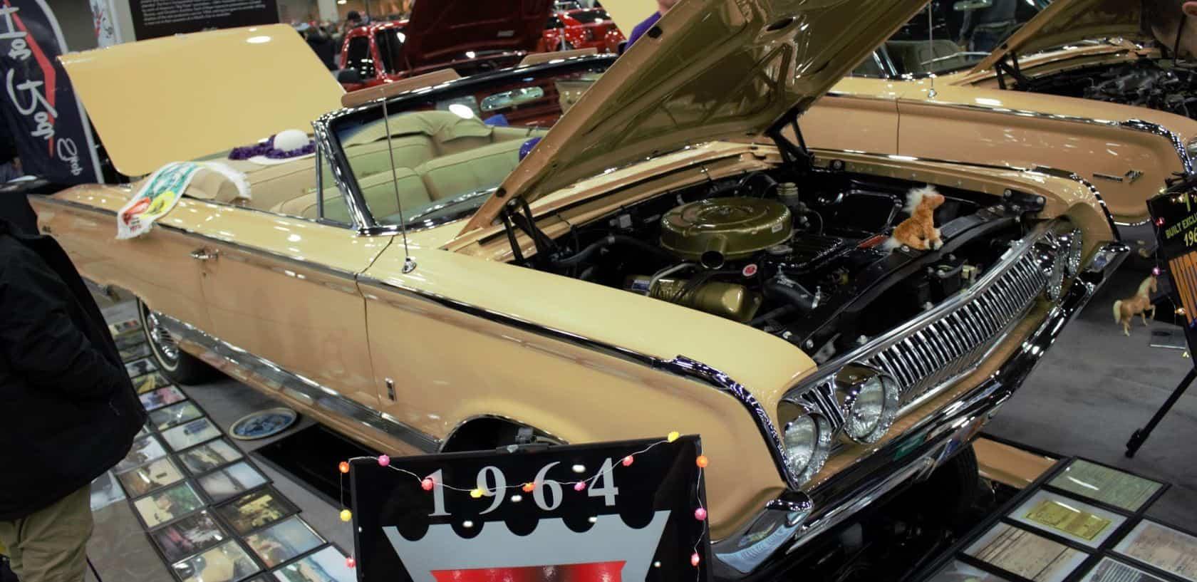1964 mercury parklane convertible