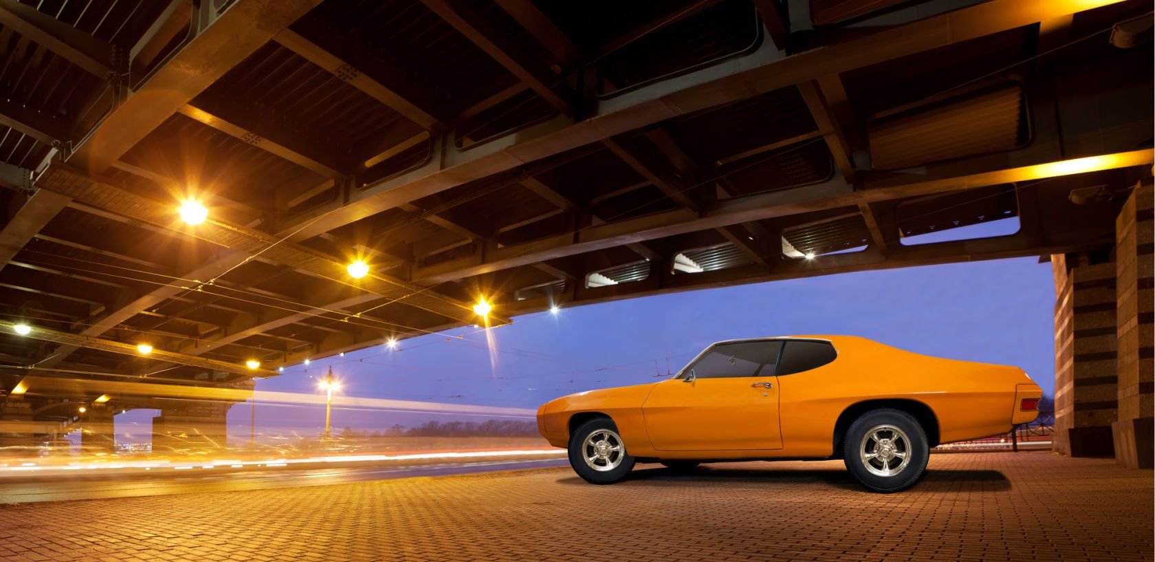pontiac ram air GTO