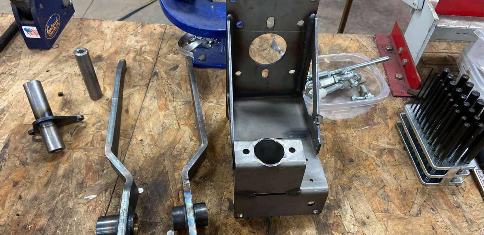 bel air brake setup